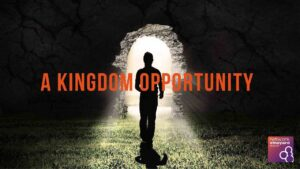 "Sunday 19th July 2020 ""A Kingdom Opportunity"" with Jay Pathak"